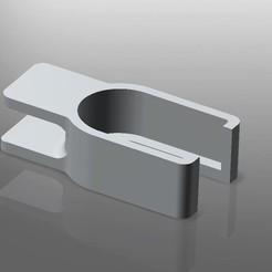 Imprimir en 3D gratis Apoyar cigarrillo electrónico, fredosmn