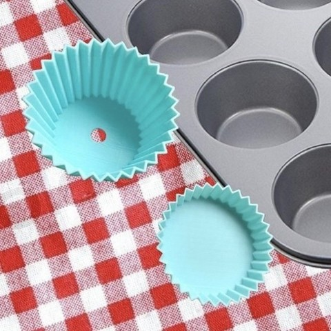 Free 3D model Cupcake Wrapper Planter Pot (Cup & Saucer), Lucina