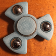 Download free STL file Pick-a-weight Fidget Spinner (customizer) • 3D printing model, Lucina