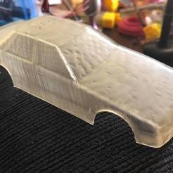 Download 3D print files Holden VL Commodore 1985 Body Shell, industriald