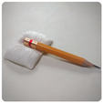 lapiz2.png Download free STL file Pen Pillow • Template to 3D print, Atomicosstudio
