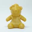 Descargar modelos 3D para imprimir Gubis el oso, Atomicosstudio