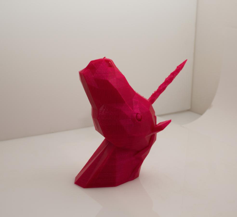 Capture d'écran 2017-01-18 à 12.24.36.png Download free STL file Unicorn Head • 3D printer object, Atomicosstudio