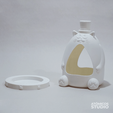 Download 3D printing designs Fancy Cat Planter, Atomicosstudio