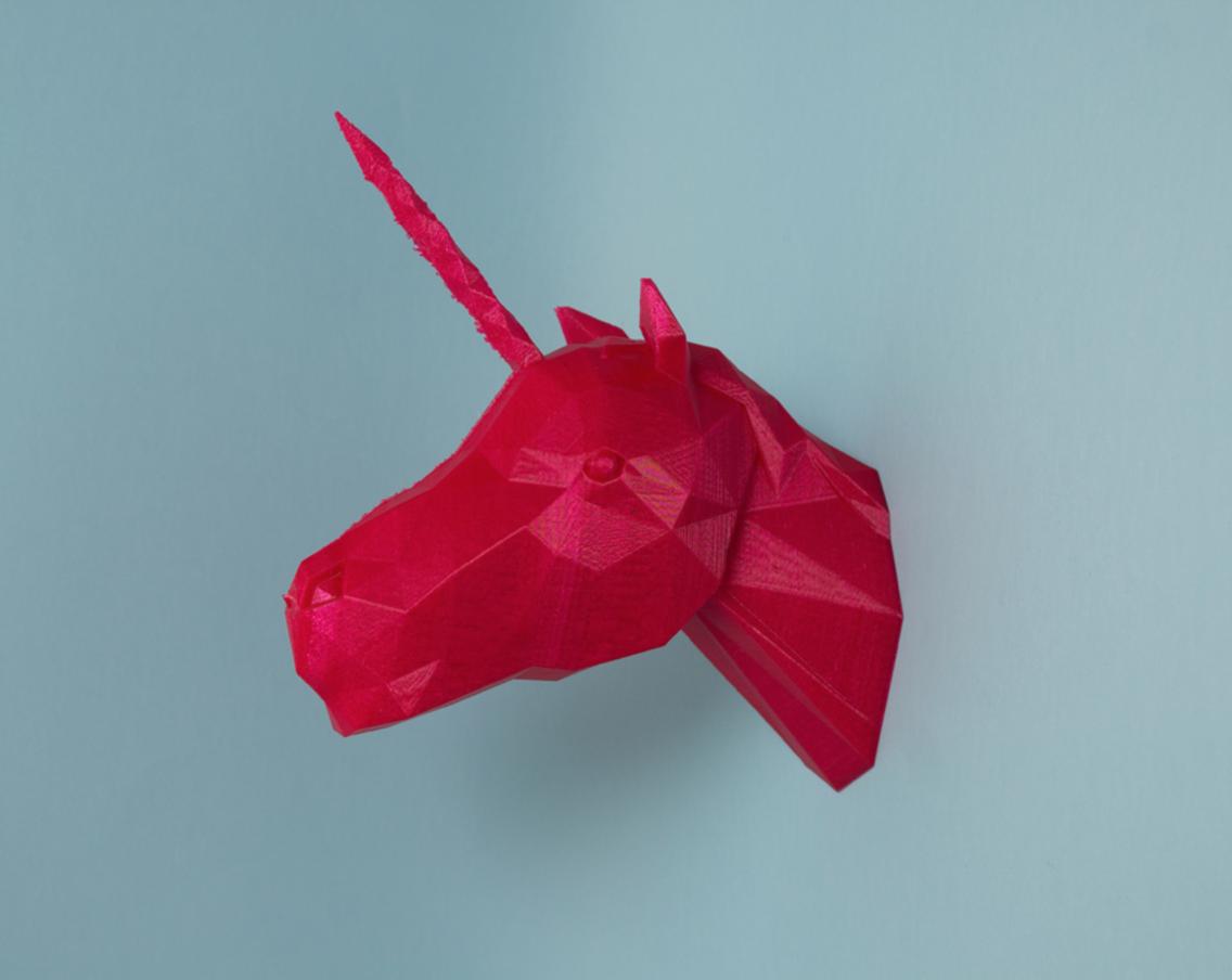 Capture d'écran 2017-01-18 à 12.24.22.png Download free STL file Unicorn Head • 3D printer object, Atomicosstudio