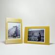 Descargar diseños 3D Marco de fotos Instax (mini 8), Atomicosstudio