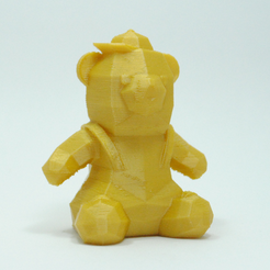 3D print model Gubis the Bear, Atomicosstudio