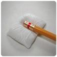 Free 3D printer model Pen Pillow, Atomicosstudio