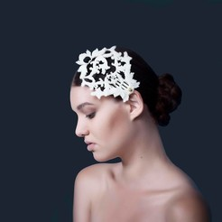 Download 3D printer designs Hair Comb, Merve