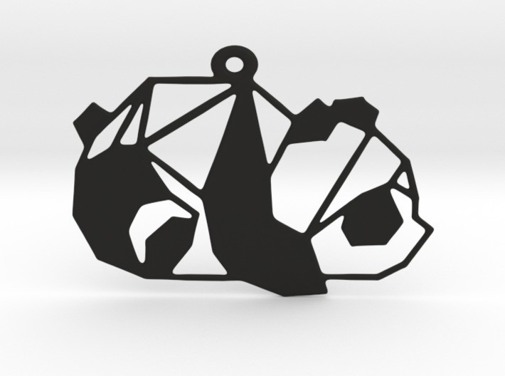 710x528_16424054_9622520_1478790220.jpg Download STL file Panda Geometric Pendant • Design to 3D print, Merve