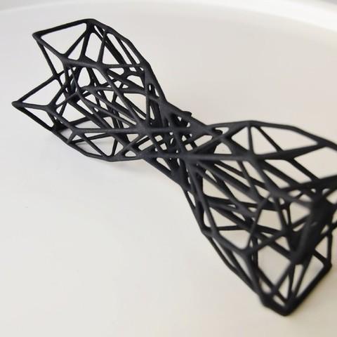710x528_16804120_9826738_1518688363.jpg Download OBJ file Geometric Bow Tie • 3D printing object, Merve