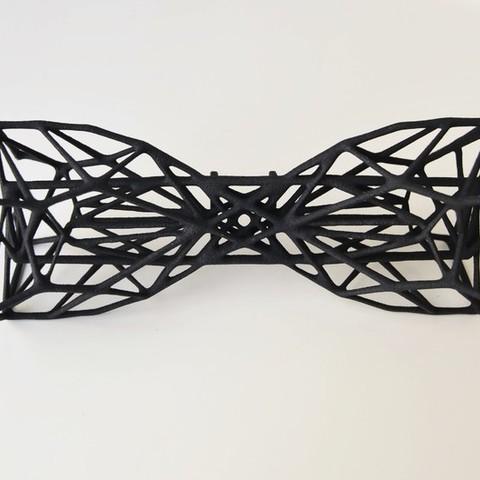 710x528_16804118_9826738_1518688363.jpg Download OBJ file Geometric Bow Tie • 3D printing object, Merve