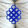 Download free STL file Plane of Chains • 3D printer template, Modani