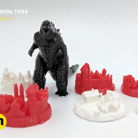 IMG_20190301_100244.png Download free OBJ file Godzilla 1954 figure and bottle opener • 3D printer model, 3D-mon