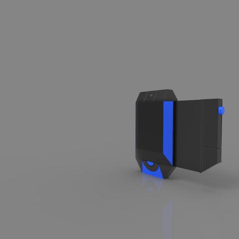 render_scene.8.png Download STL file Pokemon Xtransceiver 3D print model • 3D print model, 3D-mon