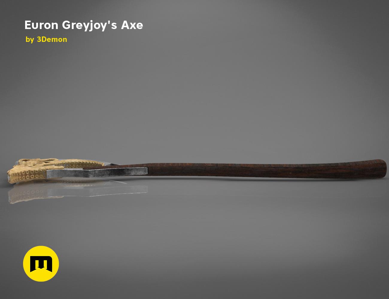 axe-gameofthrones-render.978.jpg Download OBJ file Euron Greyjoy's Axe • 3D printable object, 3D-mon