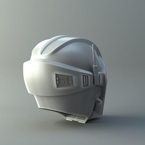droid2.jpg Download STL file HK47 Assassin Droid - Star Wars - Helmet 3D print model • Template to 3D print, 3D-mon