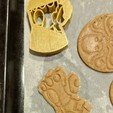 3D printer models Marvel Cookie Cutters set, 3D-mon