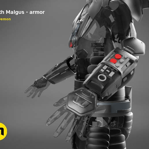 render_scene_darth-malgus-armor-color.13 kopie.jpg Download STL file Darth Malgus's full size armor • Design to 3D print, 3D-mon
