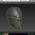 3d printer model Sith Acolyte Star Wars mask printable 3D print model, 3D-mon