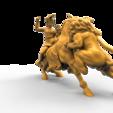 STL file Helen of Troy - 3D print model, 3D-mon
