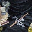 Télécharger objet 3D Collection de baguettes Harry Potter, 3D-mon