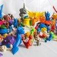 Download free 3D printing models Gengar Low-poly Pokemon, 3D-mon