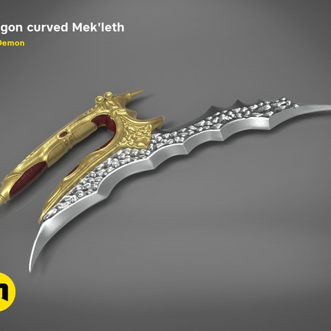 mekleth2-startrek-color.459.jpg Download OBJ file Klingon curved Mek'leth - Star Trek  • 3D printing object, 3D-mon