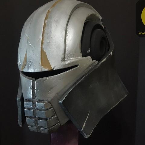 star-killer-helmet-star-war.jpg Download OBJ file Star Wars Starkiller helmet • 3D printer template, 3D-mon