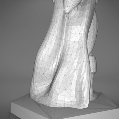 Mage_2_-detail_6.193.jpg Download STL file ELF MAGE FEMALE CHARACTER GAME FIGURES 3D print model • 3D printing template, 3D-mon