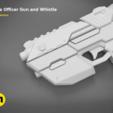 Descargar diseños 3D Oficial D.Va y silbato de Overwatch, 3D-mon