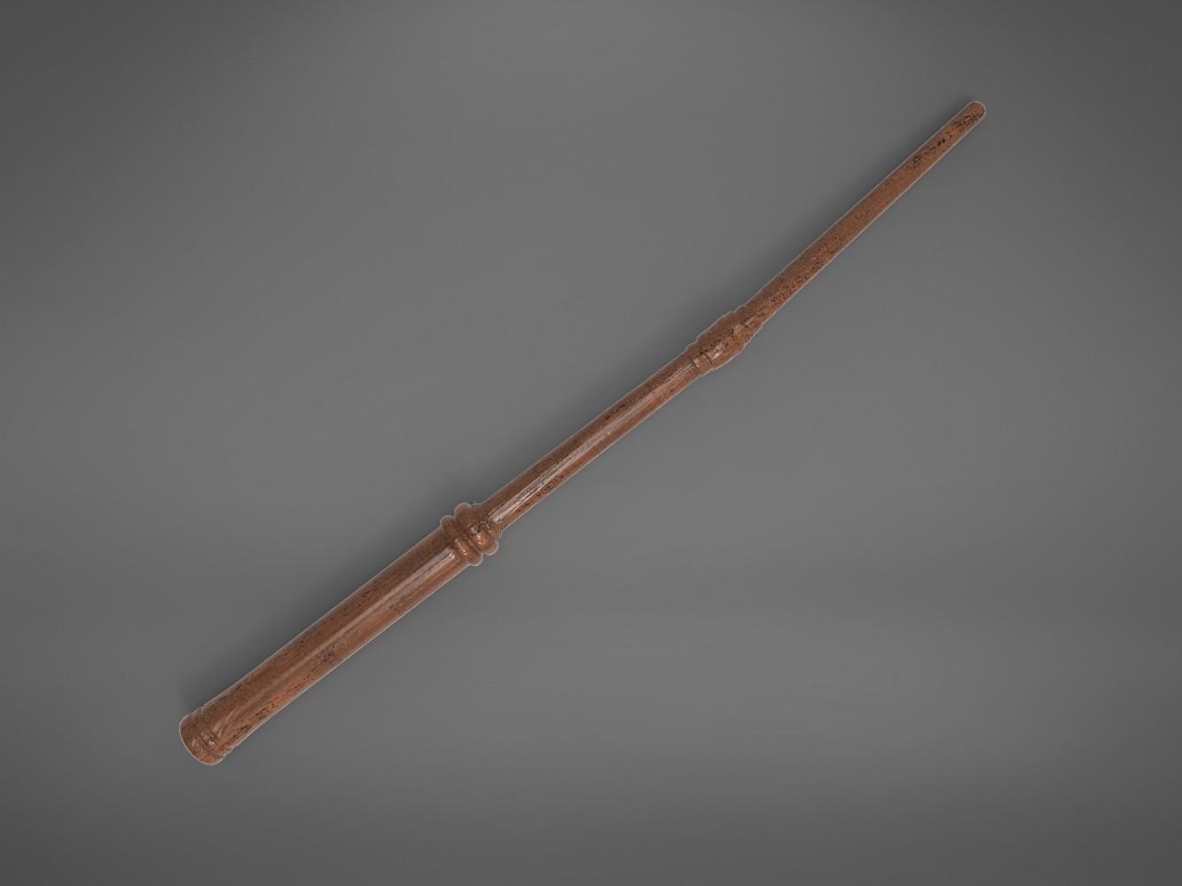 Bonus-top_perspective.682.jpg Download STL file Ron Weasley broken wand - Harry Potter films 3D print model • 3D print design, 3D-mon