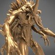 "Download 3D printing files ""The Ancient One"" Demon - board game figure, 3D-mon"