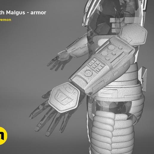 render_scene_darth-malgus-armor-mesh.21 kopie.jpg Download STL file Darth Malgus's full size armor • Design to 3D print, 3D-mon