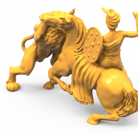 render_scene-isometric_parts.288.png Download STL file Helen of Troy - 3D print model • 3D printing object, 3D-mon