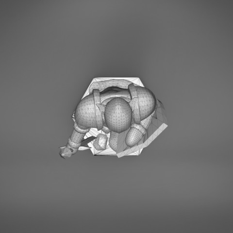 Warrior-top_perspective.367.jpg Download STL file ELF WARRIOR CHARACTER GAME FIGURE 3D print model • Object to 3D print, 3D-mon