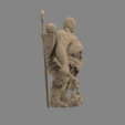 fatman_scene.81.png Download STL file Pirfes figure - 3D print model • Design to 3D print, 3D-mon