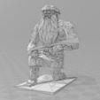 Descargar modelo 3D gratis Lowpoly Viking _ parte 3, 3D-mon