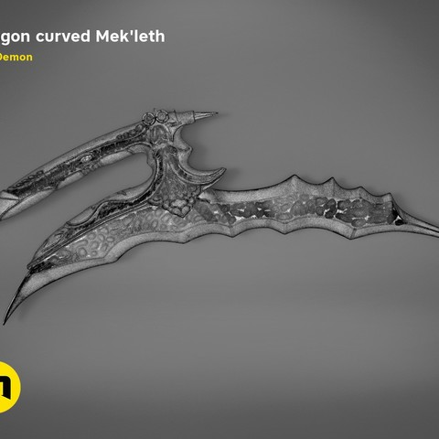 mekleth2-startrek-mesh.465.jpg Download OBJ file Klingon curved Mek'leth - Star Trek  • 3D printing object, 3D-mon