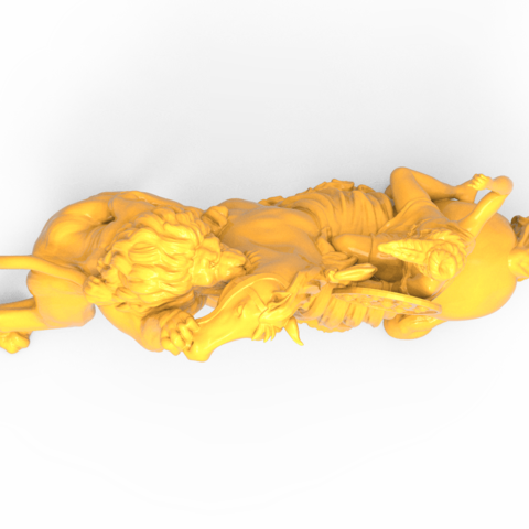 render_scene-top.290.png Download STL file Helen of Troy - 3D print model • 3D printing object, 3D-mon