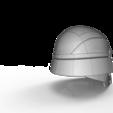 render_scene-main_render_2.14.png Download STL file Armory - Knights of Ren Helmet, StarWars model for 3D Print • 3D printing design, 3D-mon