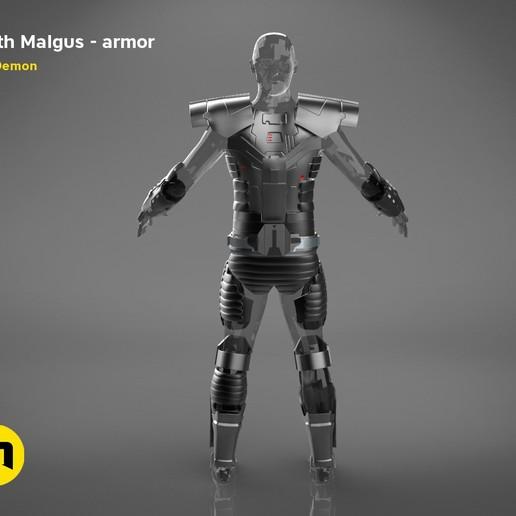 render_scene_darth-malgus-armor-color.15 kopie.jpg Download STL file Darth Malgus's full size armor • Design to 3D print, 3D-mon