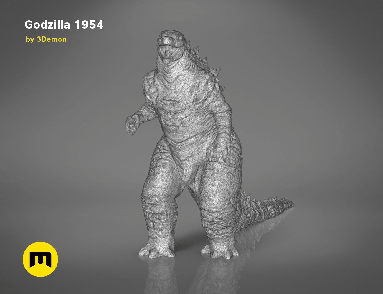 godzilla-black-japanese-main_render.204.png Download free OBJ file Godzilla 1954 figure and bottle opener • 3D printer model, 3D-mon