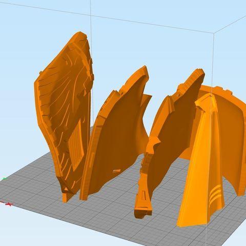 photo regarding Star Wars Mask Printable identify Sith Acolyte Star Wars mask printable 3D print type