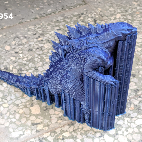 IMG_20190225_114257.png Download free OBJ file Godzilla 1954 figure and bottle opener • 3D printer model, 3D-mon