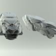 blastersbigrender2.png Download STL file Shuri Vibranium Blasters • 3D print model, 3D-mon