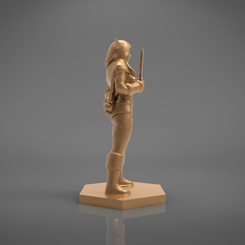 Rogue_2-left_perspective.449.jpg Download STL file ELF ROGUE FEMALE CHARACTER GAME FIGURES 3D print model • 3D printer object, 3D-mon