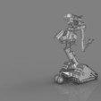 render_scene_gray_background_1300x1000.14.jpg Download STL file Johnny 5 - 3D print model • 3D printable template, 3D-mon