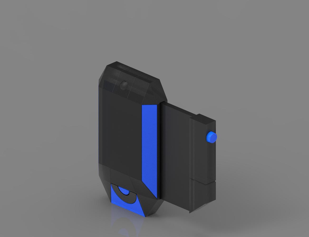 render_scene.15.png Download STL file Pokemon Xtransceiver 3D print model • 3D print model, 3D-mon