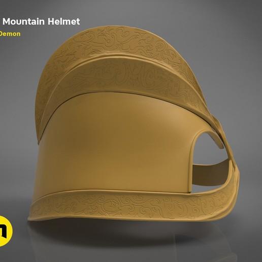 GoT-mountain-helmet-basic.633.jpg Download STL file The Mountain Helmet – Game of Thrones • 3D printing model, 3D-mon